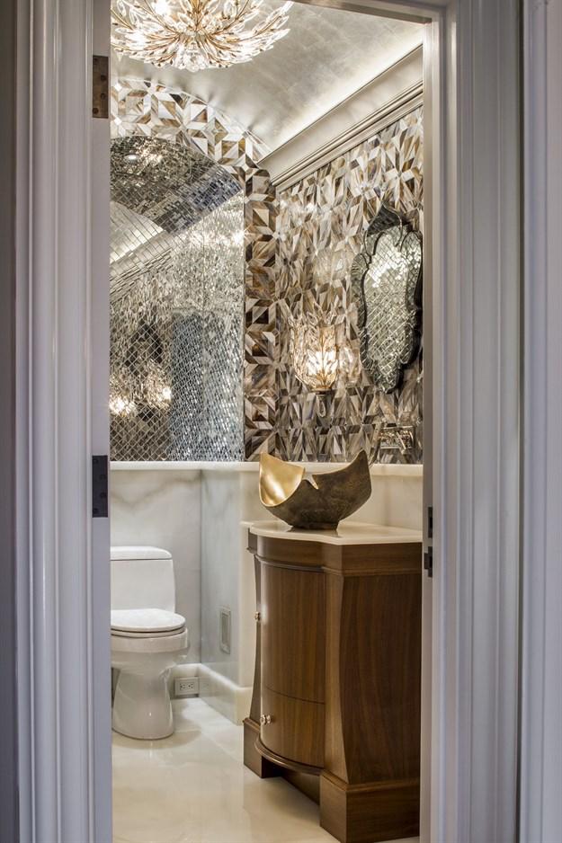 Bravo interior design portfolio view by room bathrooms for Bathroom design portfolio